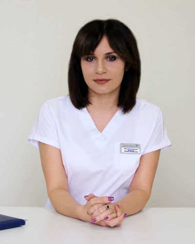 Зеленская Марина Анатольевна
