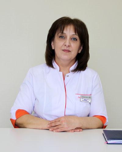 Абгарян Гаяне Ильинична