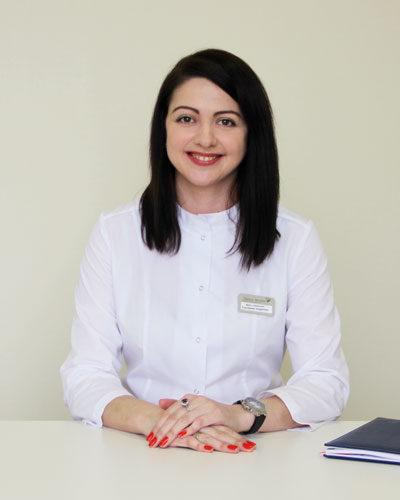 Литвинова Екатерина Андреевна