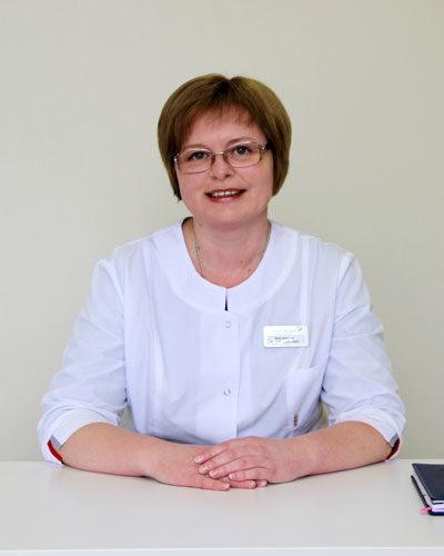 Дудкина Анна Вячеславовна